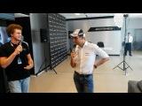 Виталий Петров в Mercedes-AMG VIP Lounge