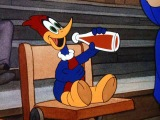 Дятел Вуди (Woody Woodpecker) - Крученый мяч (7 Серия)