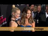 Jessica Alba & Rosario Dawson at the Sin City A Dame to Kill For Premiere