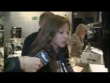 Женя Тополь на телеканале