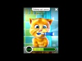 Говорящий кот Рыжик в ванной!  Cерия 5  Чистим зубы вместе со мной! Мультик для детей!