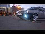 Дрифт на ВАЗ 21099 Тюнинг авто и тазы Валят