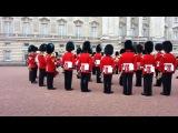 """Тему из сериала """"Игра престолов"""" играет оркестр Королевской гвардии Великобритании"""