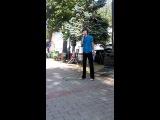 9 августа 2014 года. Бульвар талантов. Клуб поэтов: Аня Хозиева