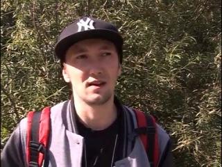 Макс Повар интервью в Парке аттракционов 1 сентября