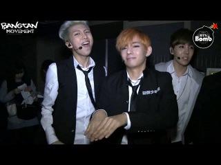 [rus sub] [bangtan bomb] 'don't tease me' dance by bts