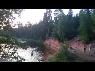 Прыжки Сиверская (Оредеж) Лучшее ка-во.