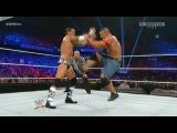 John Cena vs CM Punk (Money in the Bank 2011) WWE Looks