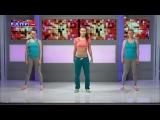 Онлайн видео урок Booty Dance (twerk) танцы  Катя Шошина 5 урок