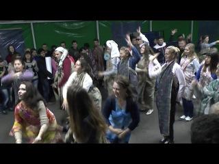 5 отряд. Теремок (танец)