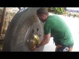 Big buddha gong