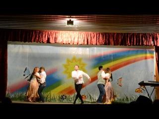 Школа танцев Соломона Пляра 1 поток 2014