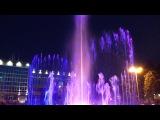 Цветные Музыкальные фонтаны 3 (г. Анапа)