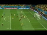 Чемпионат Мира 2014 - Все голы (русский комментарий вживую) (часть 1-1)