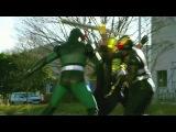 [Team Wolf] Heisei Rider vs. Showa Rider: Kamen Rider Taisen feat. Super Sentai