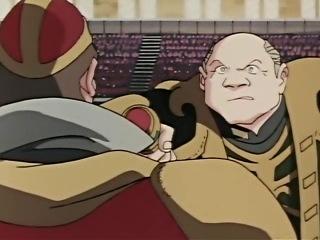 Бронированные воины Вотомы - Сияющая Ересь / Soukou Kihei Votoms - Kakuyaku taru Itan OVA - 4 серия [Azazel Viki] [1994] [SHIZA.TV]