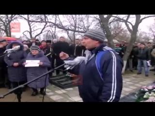украинский мужик сказал правду про обаму