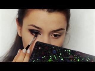 MW Макияж на выпускной Смоки айс Smokey eye makeup tutorial Урок макияжа Maria Way