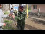 Казачки резвятся Ставропольском крае.