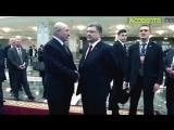 Порошенко (о Путине): он играет нечестно и грязно. Лукашенко: я знаю.