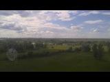 Прогулка по канатной дороге по-над волжскими просторами:лето-2014 в городах Нижний Новгород и Бор -- 3