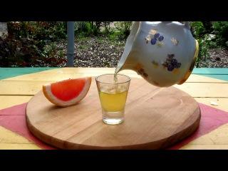 Рецепт водочной настойки, Померанцевая