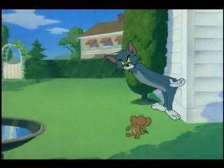 Tom and Jerry Том и Джерри 72 серия The Dog House (Дом для собаки)