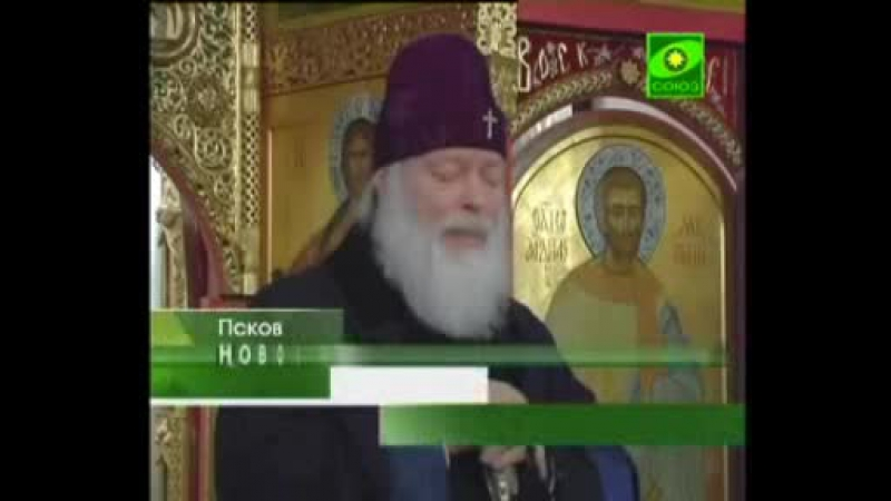 Снетогорский монастырь в Пскове (ТК