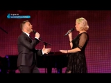 Gary Barlow and Agnetha Fältskog I Shouldve Followed You Home Live