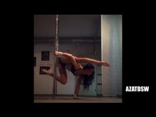 Amazing World Pole Dance / Julia Bozina /Только Хардкор