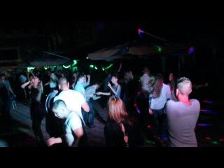Edy Whiskey (line up) on Whiskey Party - AQUA ZONE (Soroca City 16.08.2014)