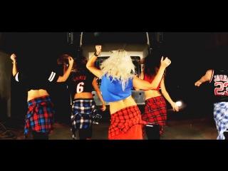 'Booty' Jennifer Lopez ft. Pitbull choreography by Jasmine Meakin (Mega Jam)