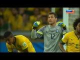 Чемпионат Мира по Футболу 2014. Голы матча Бразилия 1 - 7 Германия
