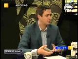 Захар Метелкин и Алексей Меликов в гостях у Александра Холодова в програ