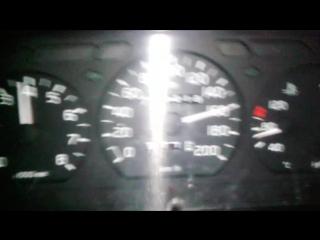 170 км/час газ 3102, двиг.ЗМЗ-406