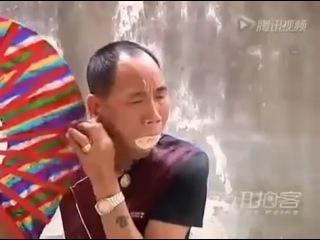Огнедышащий мастер кунг-фу