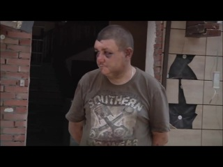 Экскурсия по Донецку для пленного украинца