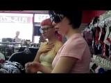 Sarina Valentina and Bailey Jay go shopping!