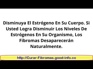 Que Son Fibromas En El Utero, Mioma Uterinos, Fibroma Uterino Tratamiento, Como Tratar Un Mioma Uterino