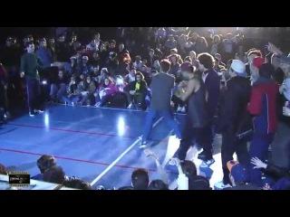 Final duelo en el desierto vicar 2015 [#bd_video]