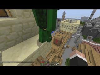 Прохождение карт Minecraft: ГОРОД АССАСИНОВ ЧАСТЬ 2