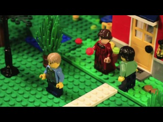 Приключения 'Кондора' 3 серия Лего мультфильм!