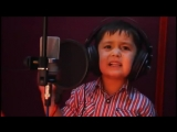 супер-голос мальчик 4 лет узбек поёт на фарси