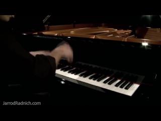 Пираты Карибского моря   соло на пианино_HD