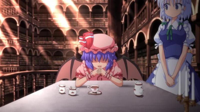 Мечты летних дней OVA 2 / Touhou Niji Sousaku Doujin Anime - Musou Kakyou OVA 02 (Zetsubou)