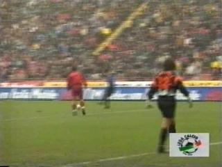 Лучшие голы итальянского чемпионата по футболу (Серия А) сезона 96-97 (1)