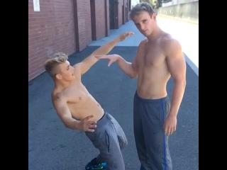 [Jake Paul] Dance Battles: expectations vs reality... W/ [Logan Paul] [Grayson Dolan] [Ethan Dolan]