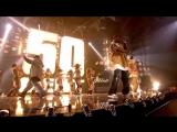 50 Cent Performs 'In Da Club' Live