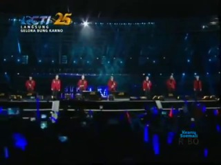 [140823] RCIT 25th - Super Junior M - After A Minute