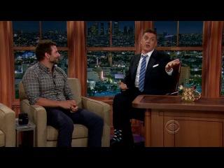 The Late Late Show with Craig Ferguson -  - Bradley Cooper, Lisa Joyce